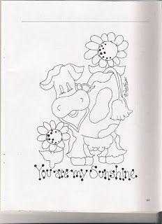 Искусство Нила - риск и царапин: Cow