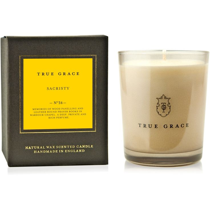 Classic candle Sacristy | Classic Candles | Manor | Collection | Shop | True Grace