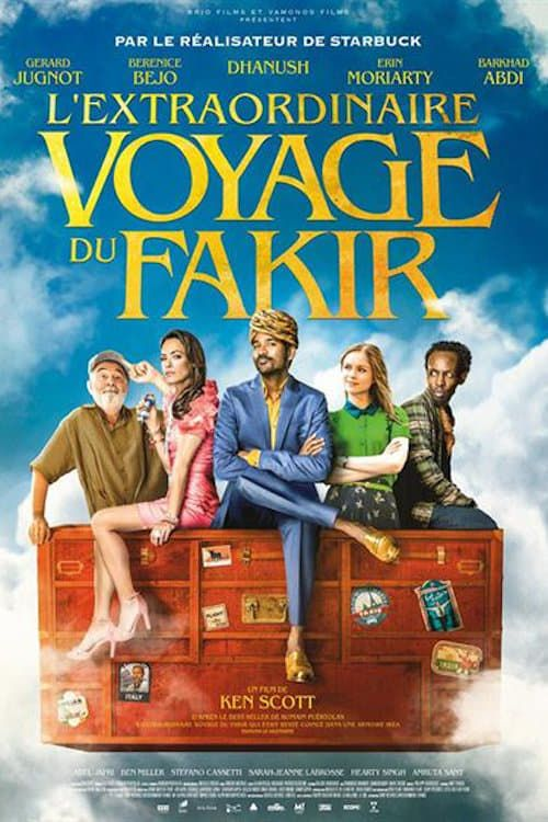 The Extraordinary Journey Of The Fakir Movie Online Free 2018 Download