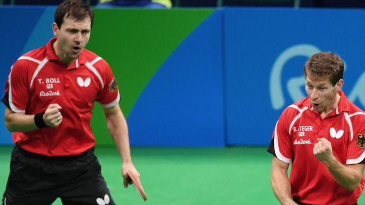 3:1-Sieg gegen Südkorea   Jawoll, BOLL! BRONZE! - Olympia 2016 - Bild.de