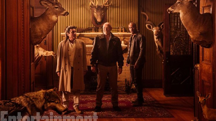 Starz's adaptation of Neil Gaiman's American Gods has to expand to fill a TV season and one of the ways they're doing that is by adding more gods and going more into their backgrounds. One added character is the metal-forging god Vulcan, played by Corbin Bernsen (Psych). It turns out that his addition actually came from Gaiman.