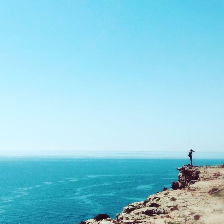 #libertà#mare#immensita#estate#sole#colore#azzurro#blu#sensazione#calore#volare