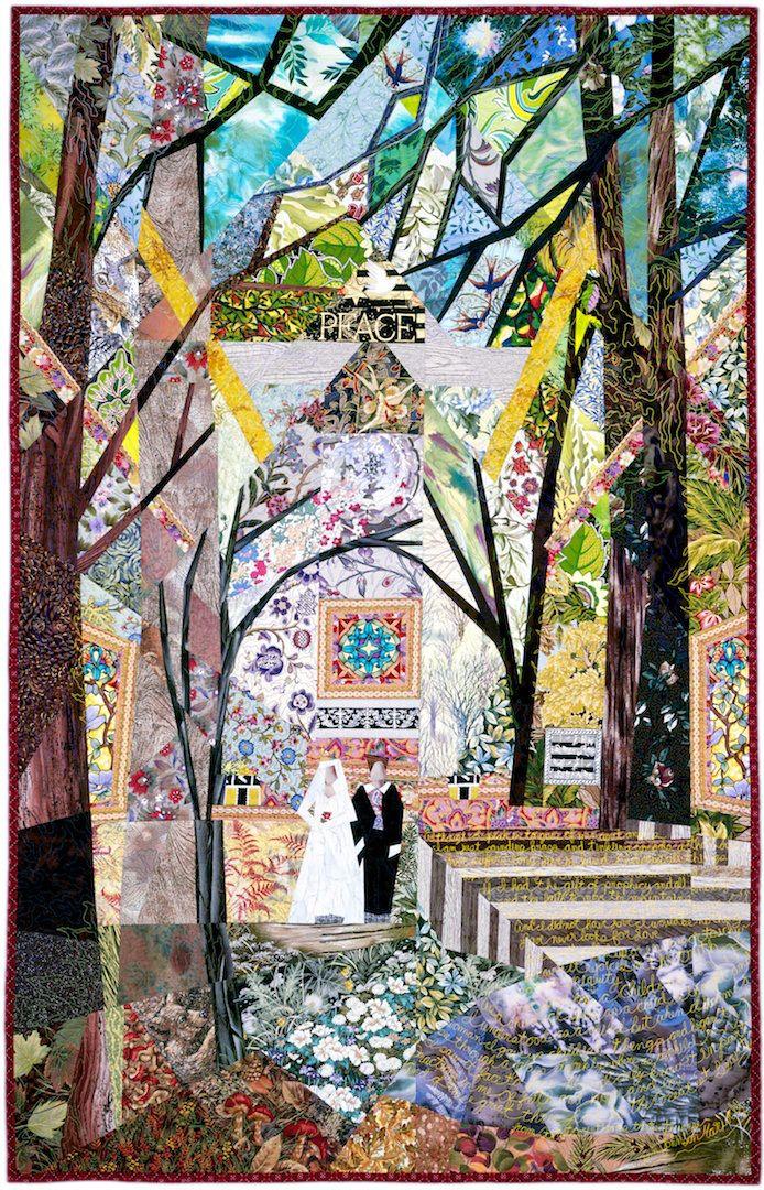 105 best Religious quilts images on Pinterest | Quilt block ... : religious quilting fabric - Adamdwight.com
