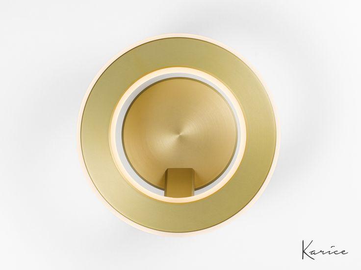 Karice   Electron LED Wall Sconce Photo ©Karice Enterprises