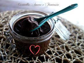 Nutella light senza latte fatta in casa | Cannella Amore e Fantasia