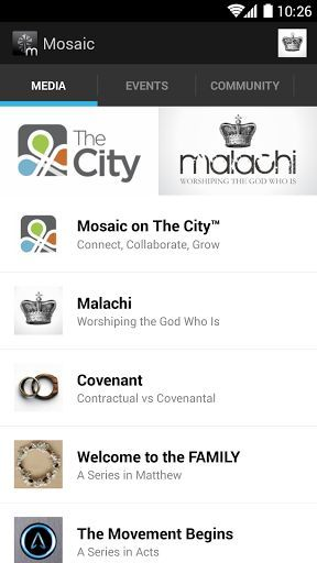 """Welcome to the official Mosaic Church of Ann Arbor application for the Android.<p>Get quick access to all kinds of content that appeals to you. After you've enjoyed the content, you can share it with your friends via Twitter, Facebook, or email.<p>For more information about Mosaic, please visit:<br><a href=""""https://www.google.com/url?q=http://www.mosaicA2.org/&sa=D&usg=AFQjCNF4h6xuPdb31vVLkg8mw2xQw9ILvA"""" target=""""_blank"""">http://www.mosaicA2.org/</a><p>The Mosaic Church of Ann Arbor App was…"""
