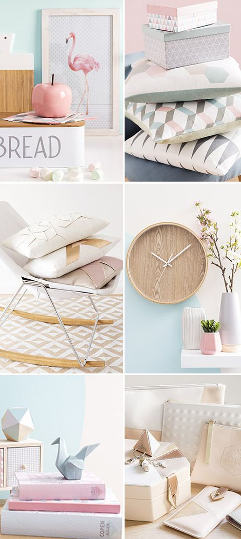 Maisons du monde graphik pastel primavera estate 2016 home decor homedecor