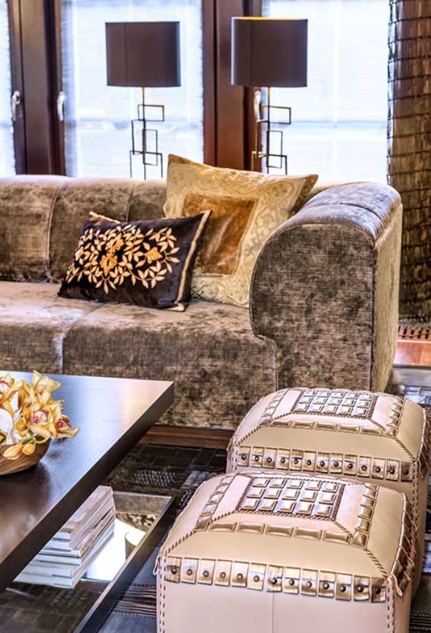 Ciąg dalszy aranżacji! Pomieszanie faktur daje efekt ciepła, Wystarczy zmienić poduszkę a wnętrze zyska inny charakter!