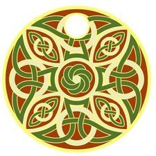 Pathtag #23338 - Celtic Club - Wheel of Taranis