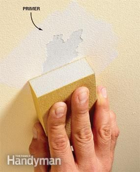 preparing walls for painting problem walls the family handyman the family and seals. Black Bedroom Furniture Sets. Home Design Ideas
