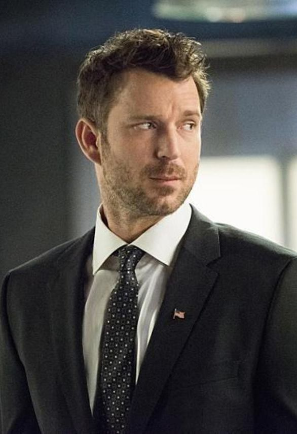 Christopher Chance | Human Target (Wil Traval in Arrow, Season 5)