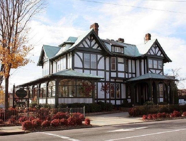 Shaffner House Winston Salem Historic Mansion Bed And Breakfast