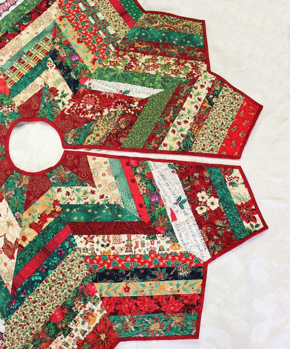 332 Best Images About Tree Skirts On Pinterest Christmas