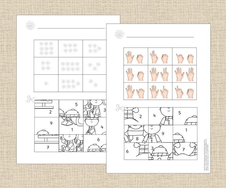 diese beiden puzzles habe ich f r meine vorkurs zwerge erstellt sie haben n mlich immer das. Black Bedroom Furniture Sets. Home Design Ideas