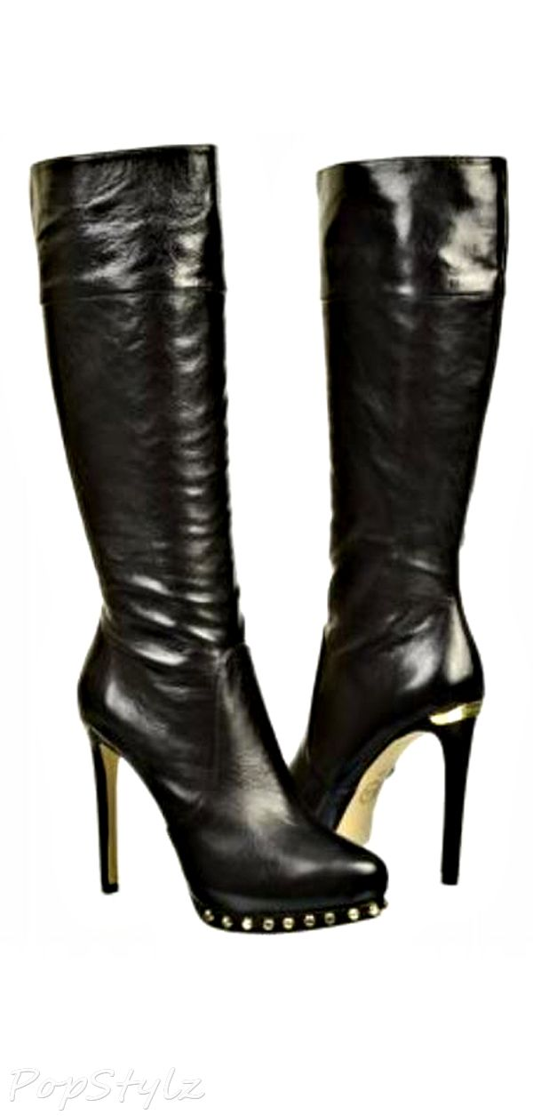 Michael Kors Ailee Tall Leather Boot