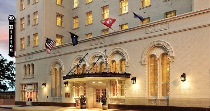 Hilton Baton Rouge Capitol Center Hotel, LA - Exterior