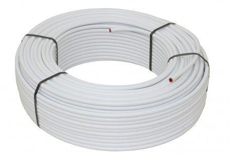 109,90 € (0,55 € / m) ➤ Topseller-Produkt: Mehrschicht Alu-Verbundrohr 16 x 2 mm als 200 m - Rolle