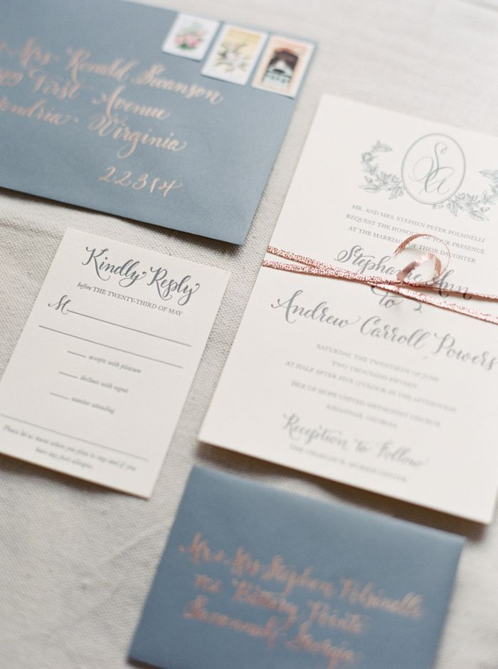 Top 25+ Best Preppy Wedding Stationery Ideas On Pinterest | Typography  Letterpress Wedding Save The Date Ideas, Foil Stamped Wedding Invitation  Ideas And ...