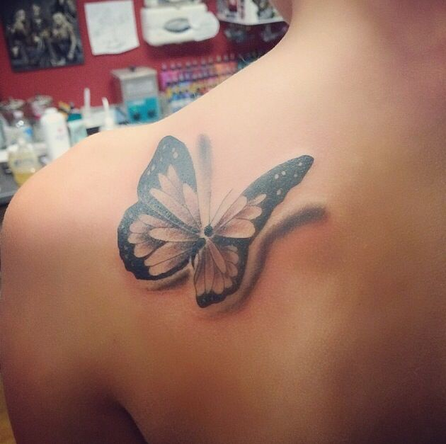 """Butterfly tattoo idea suicide & self harm awareness. Semicolon tattoo.  I lost my father 4 years ago. Butterfly's are the symbol for suicide awareness & prevention. The semi colon body stands for """"the ability to stop, but the choice to keep going""""...   Always know your worth, your life has more value than you may think."""