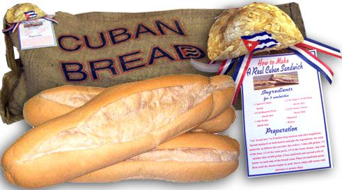 cuban bread best bread to use for cuban sandwiches similar to french ...