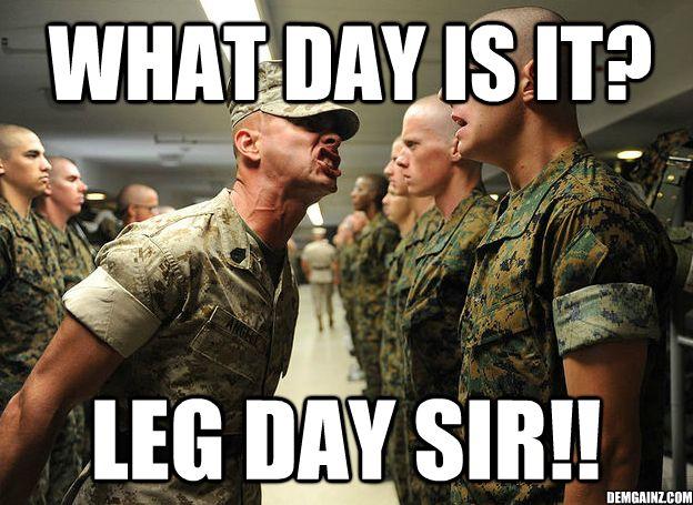 It sure is! #BodyBeast leg day today!! fb.com/maria72m ig @mmelendez720 twitter @groupfitfun
