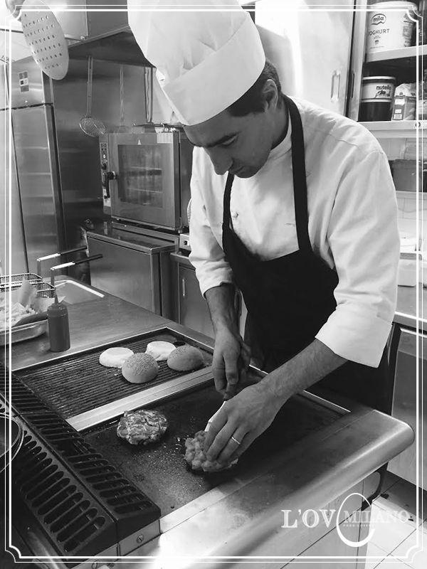 Lo Chef al Lavoro - L'OV Milano