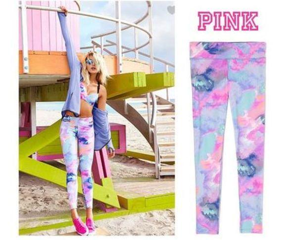 【春・新作】 PINK ♡人気のYOGA パンツ♡