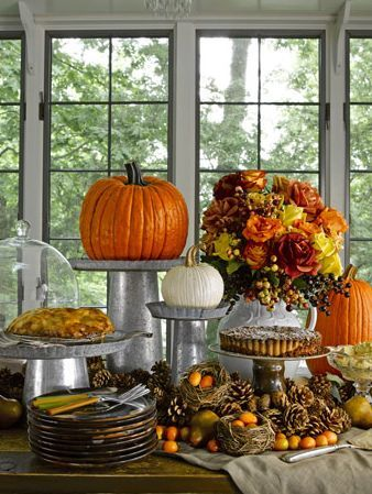 Fall table for any party