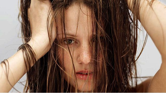 8 Things You Didn't Know Were Making Your Hair Oily