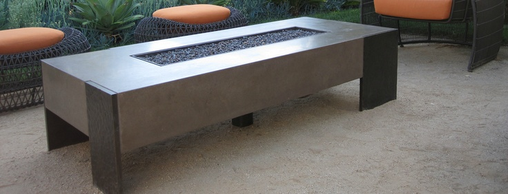 9 best concreteworks fire features images on pinterest