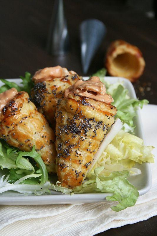 Plus de 1000 id es propos de cuisine cornets sur - Cuisiner avec du mascarpone ...