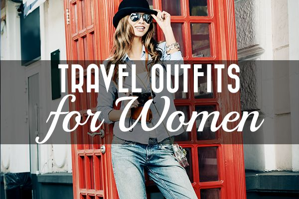 Travel clothes for women