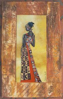 marcos rusticos para cuadros etnicos con textura
