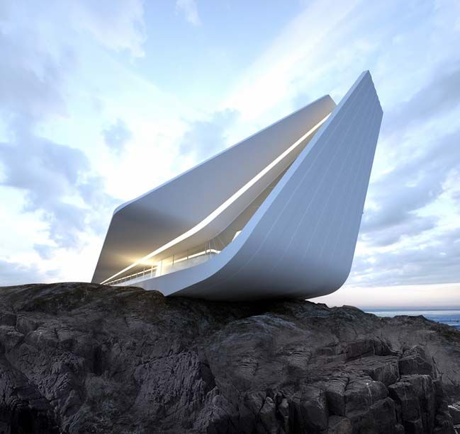 Best 25+ Futuristic home ideas on Pinterest | Futuristic interior ...