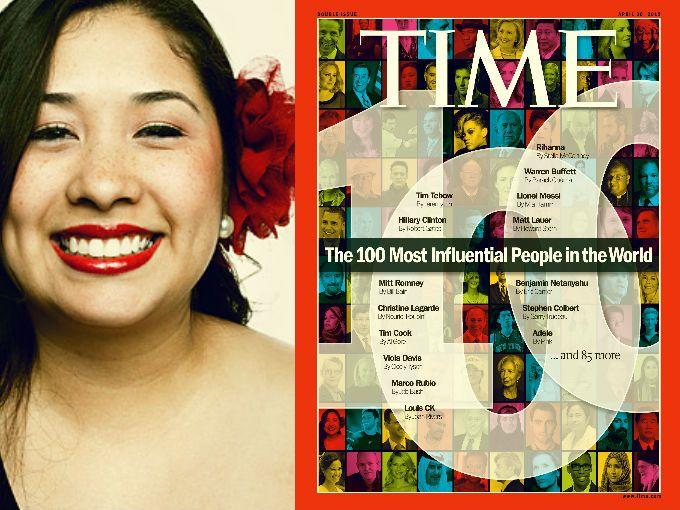 Es una de las listas más esperadas del año. La revista Time publica esta semana las semblanzas de las 100 personalidades más influyentes del mundo. De acuerdo con la prestigiosa revista estadounidense, el astro de fútbol argentino Leo Messi, la cantante Adele, así como los presidentes de Brasil y Colombia, Dilma Rousseff y Juan Manuel Santos, destacan entre otros.