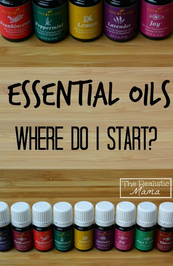 Essential Oils, everything you need