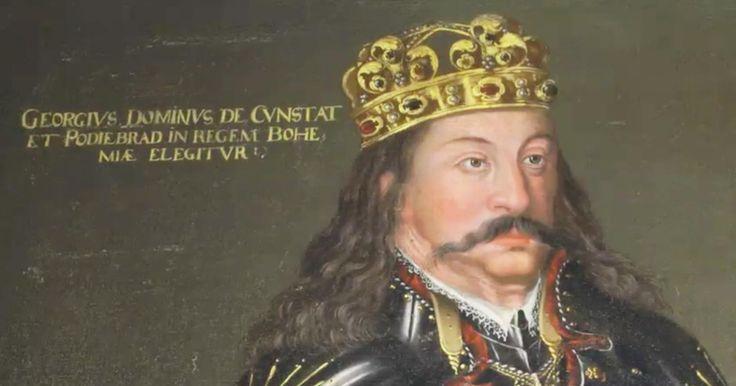 """Jiří zKunštátu a Poděbrad (1420-1471) je poněkud neprávem opomíjený při výčtu největších postav naší historie. Jako jediný vnašich dějinách se totiž stal králem, aniž by patřil kjakékoliv královské dynastii (byl ztzv. """"prostředního lidu"""") či aniž by byl vjakémkoliv příbuzenském svazku spředešlým panovníkem – což byla dvě pravidla, kterými se volba panovníka vždy řídila. Využil příhodné situace, kdy předešlý král Ladislav Pohrobek záh..."""