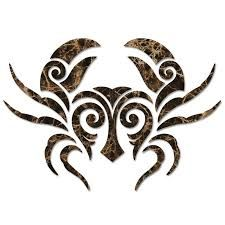 Bilderesultat for tribal manta ray pool mosaic