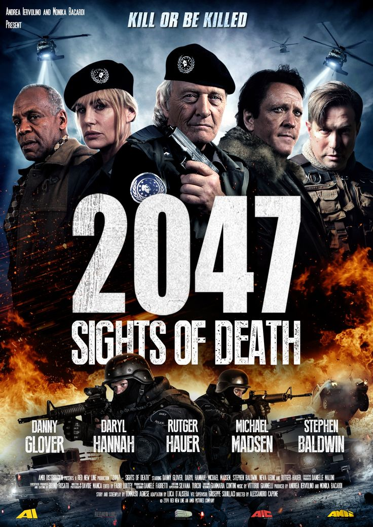 2047 - SIGHTS OF DEATH Release Date: July 24th 2014 (in Italy)