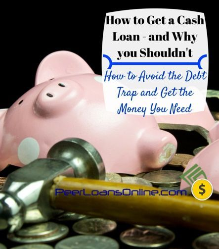 Understanding the risks of online cash loans and cheaper alternatives to online