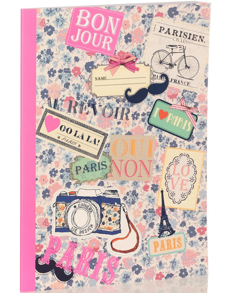 such a cute notebook!
