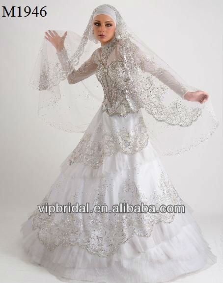 Muslim Wedding Dresses Houston : Dresses weddings google search wedding gowns bridal hijabs muslim
