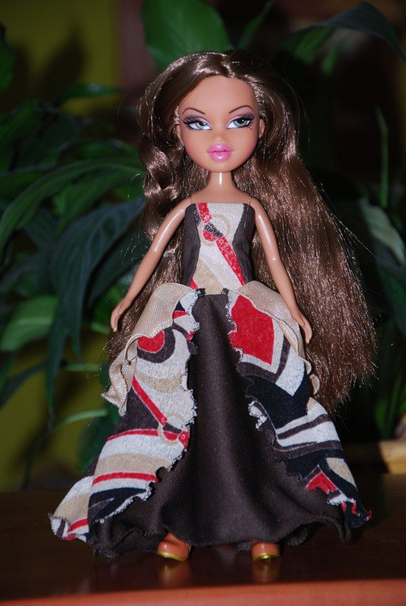 Bratz 25cm 10 handmade ball gowns by LucieVran on Etsy