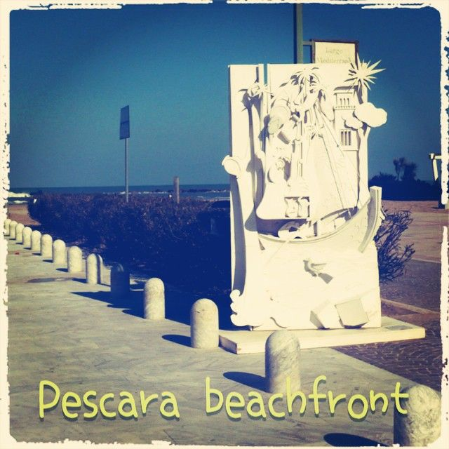 Postcard from #Pescara #Abruzzo #Italy #travel #photography #appetibilis