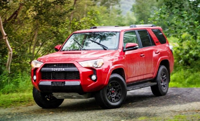 2021 Toyota 4runner Rumors Canada Toyota 4runner Has Not Slowed Down This Off Road Oriented Suv Is Perfect For Your Wild Adventure