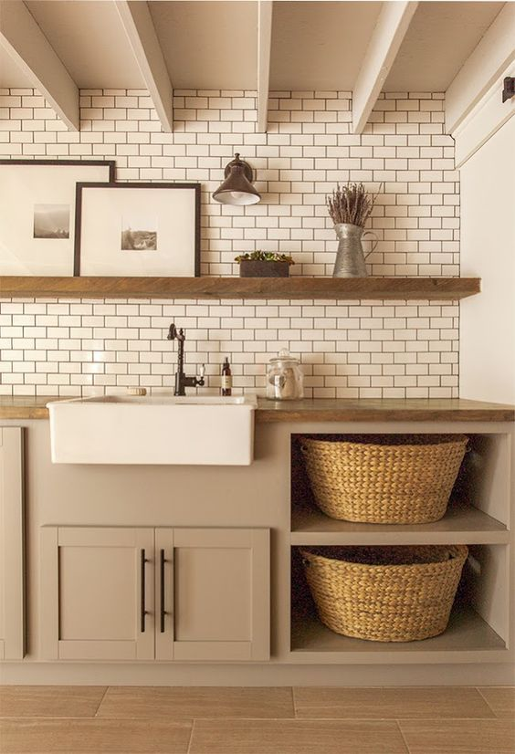8 Laundry Room Organization Ideas Youll Actually Want To Try