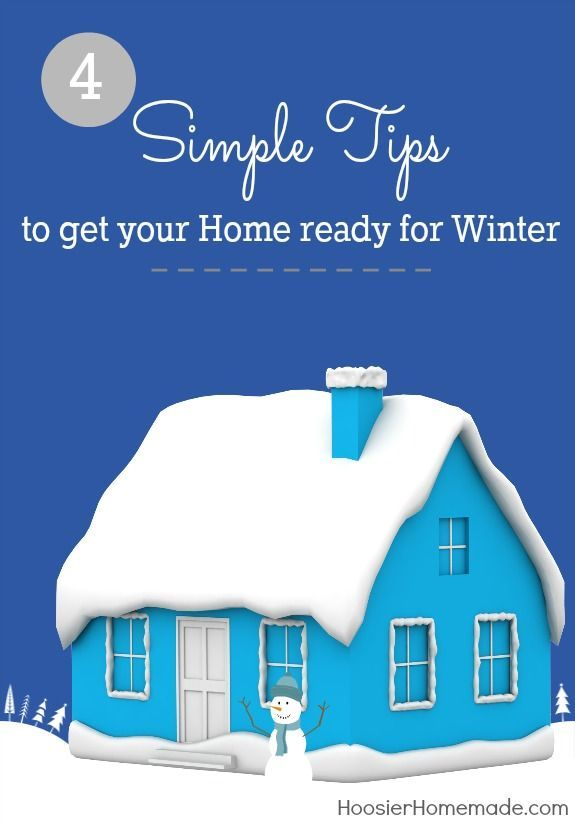4 Simple Tips To Get Your Home Ready For Winter Keep Warm This Winter With These Quick Home Home Improvement Diy Home Improvement Home Maintenance