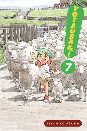 Holiday Gift Guide: 'Yotsuba&!' Manga