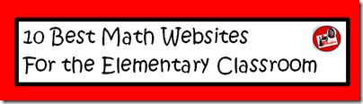 Elementary Education top websites for students