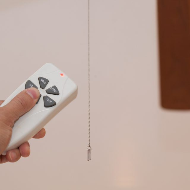 How to Troubleshoot Hunter Ceiling Fan Remote Controls